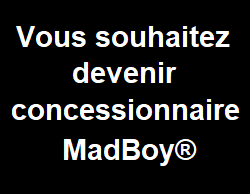 Concessionnaire MadBoy