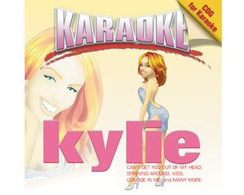 Kylie Minogue CD+G