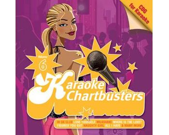 Chartbusters Vol.6 CD+G