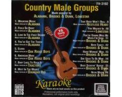 Country Male Groups