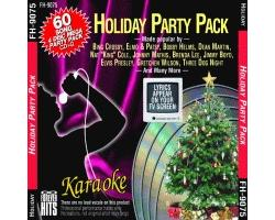 Holiday Party (4 x CD+G)