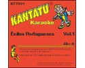 Êxitos Portugueses Vol. 2 (CD+G)