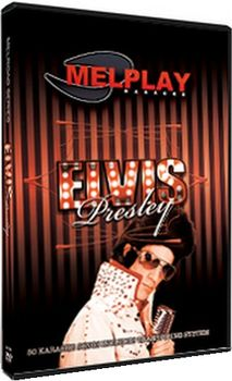 Melplay Elvis karaoké 1 (DVD)