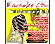 Best Of Gassenhauer Vol.9 (CD+G)