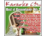 Best Of Gassenhauer Vol.2 (CD+G)