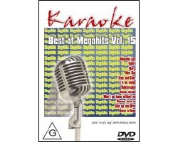 Best Of Megahits Vol. 15 (DVD)